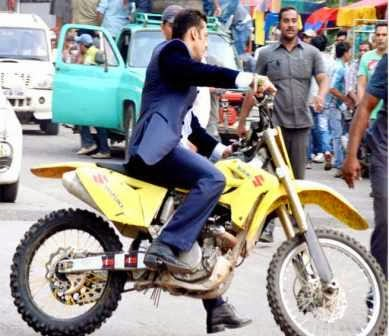 Suzuki Inazuma Launched Rs 3 1lacs Will Star In Salman S Jai