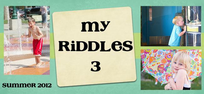 My Riddles 3