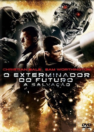 O Exterminador do Futuro 4 - A Salvação Filmes Torrent Download capa