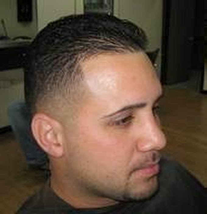 Black Men Short Haircuts