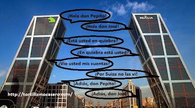 Caminando por madrid - Torres kio arquitecto ...
