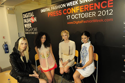 Digital Fashion Week Singapore