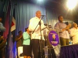 Guillén dice Canastica duplicará la cantidad que pueda llevar cualquier pre-candidato a la alcaldía en su lanzamiento