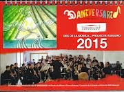 Calendario 2015 Projecte Kiziguro