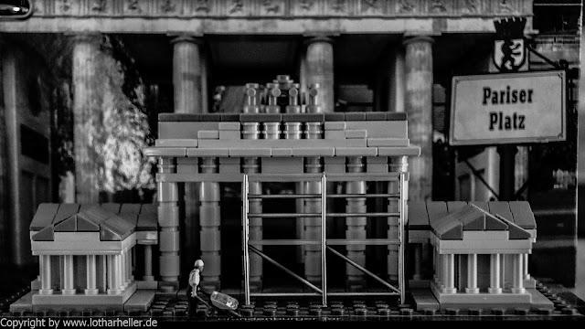 Leg Berlin Brandenburgertor