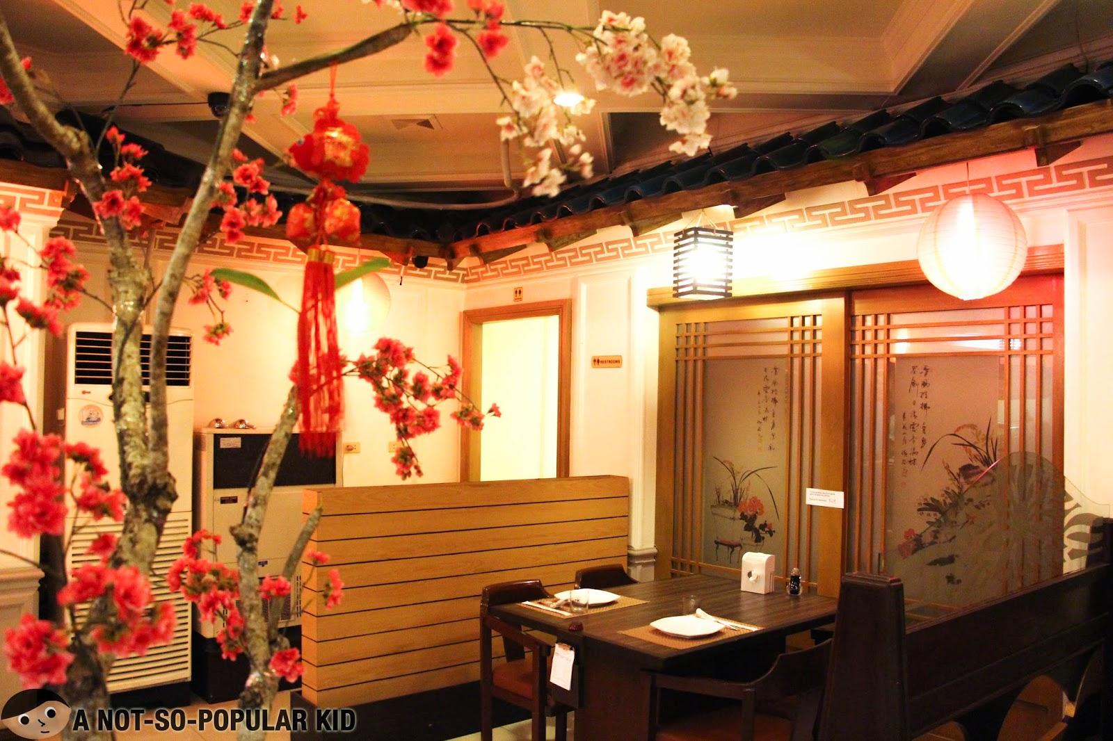 Genji-M Japanese and Korean Restaurant in Makati