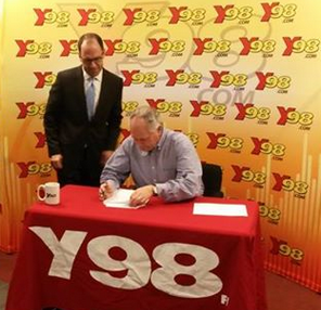St. Louis Radio: Guy Phillips Re Ups At KYKY Y98