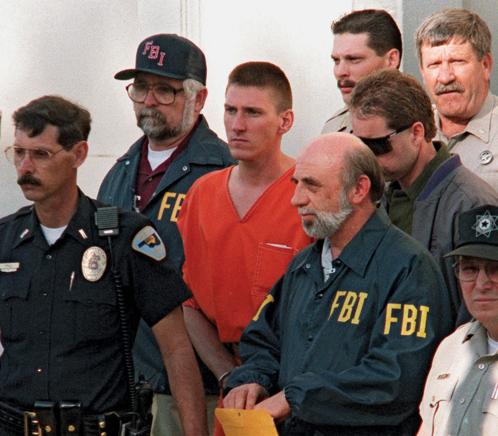 Timothy McVeigh 1999