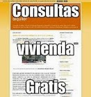 Consultas inmobiliarias gratis en nosolopisos.es
