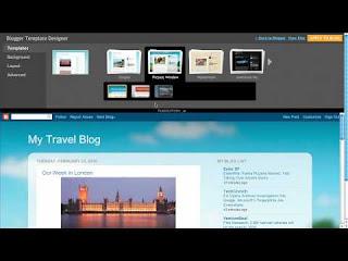 Cómo crear una página web gratis con Blogger