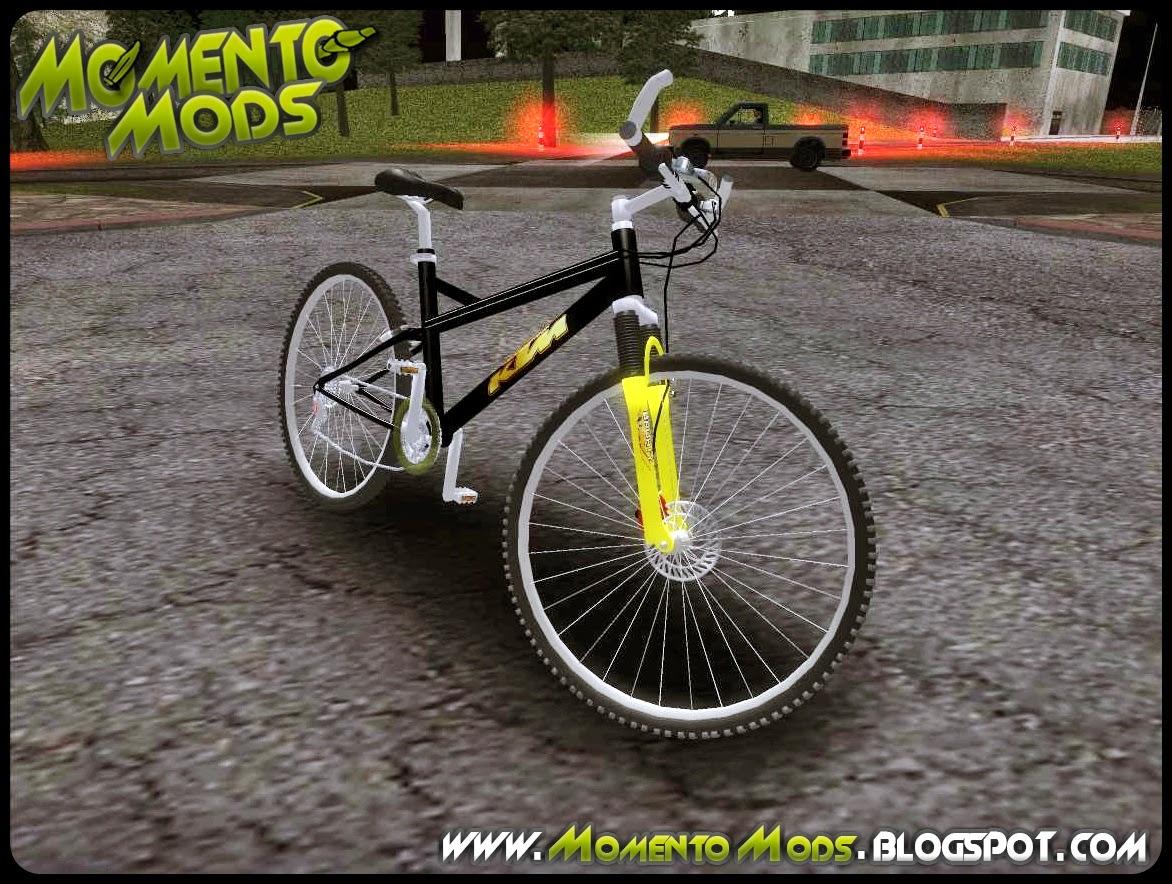 GTA SA - Bicicleta KTM