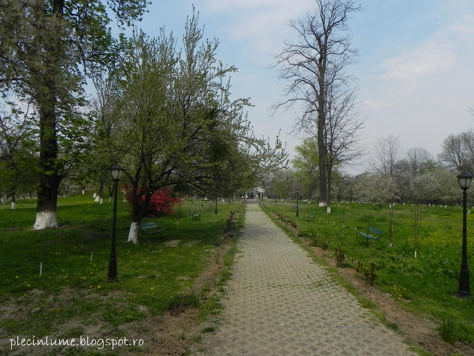 Parcul Golestilor