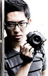 Eric Kim, seorang street fotografer