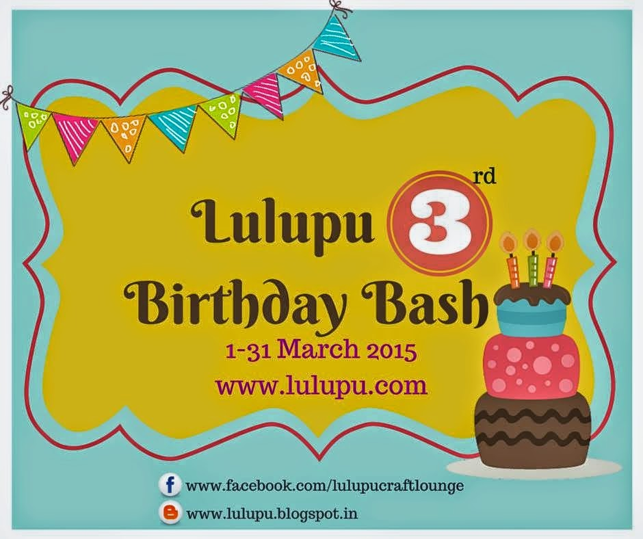 Lulupu Birthday Celebration !!