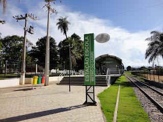 Estação Escola do Trem do Cariri