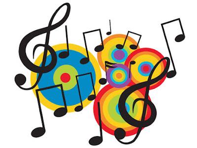 Dibujo de Música