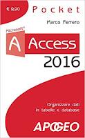 Access 2016. Organizzare dati in tabelle e database. Con aggiornamento online