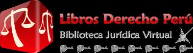 Libros de Derecho Perú | Biblioteca Jurídica Virtual