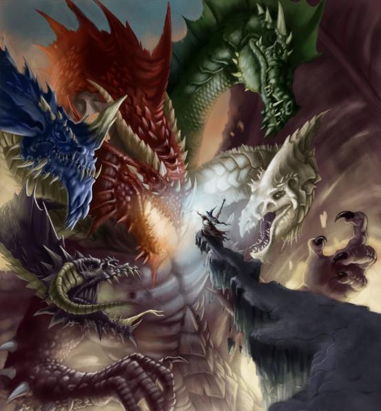 Warriors Fire And Ice Episode 4: Dragões, Imagens E Filmes: A Lenda De Tiamat, A Mãe Dos