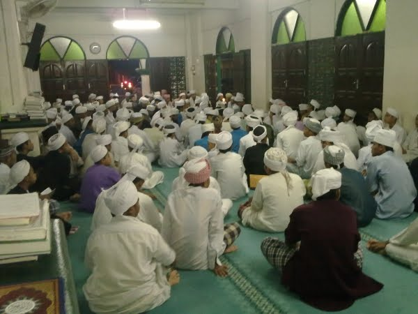 Tahfiz%2Bdi%2BMasjid%2BTok%2BGuru Subuh di Masjid Tok Guru Pulau Melaka