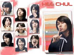 Heechul oppa ^^