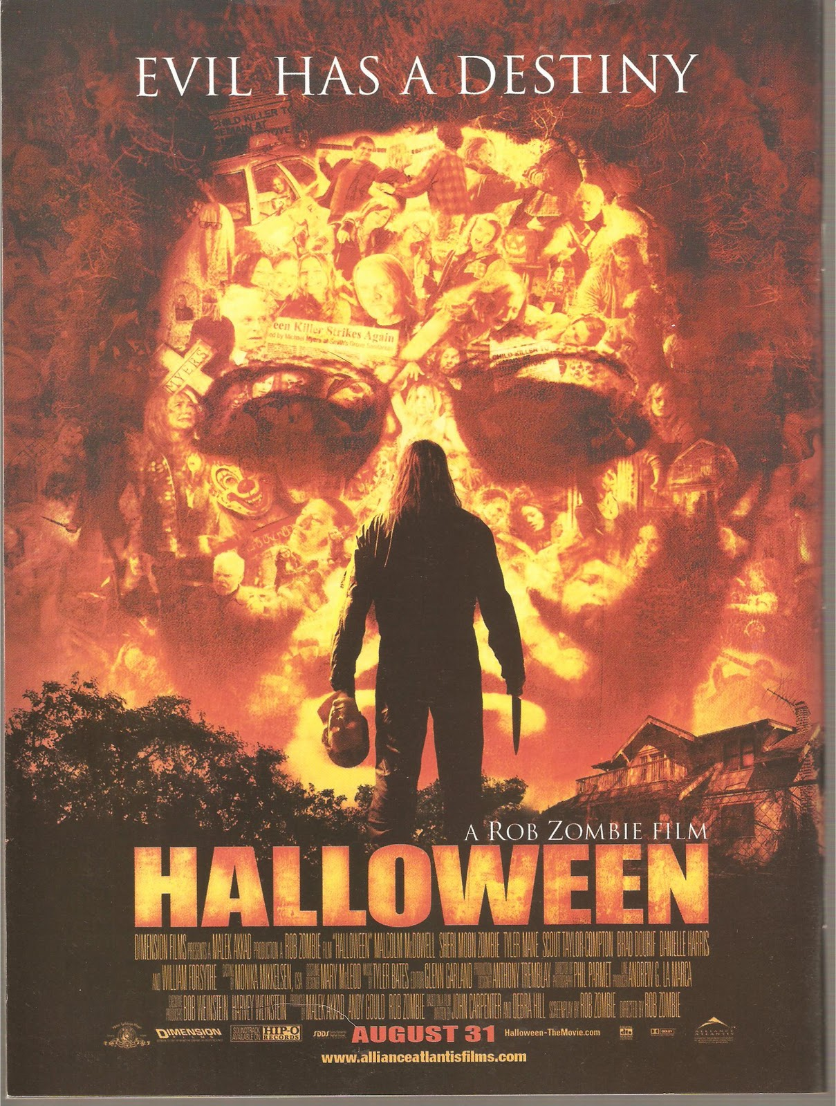 Cool Ass Cinema: Franchise of Fear: The Halloween Series Part 3