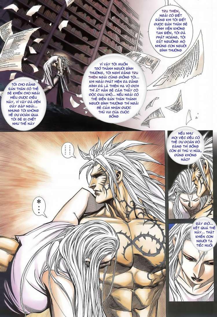 Võ Thần Phượng Hoàng chap 136 - Trang 14