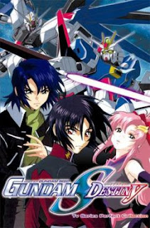 assistir - Gundam Seed Destiny - online
