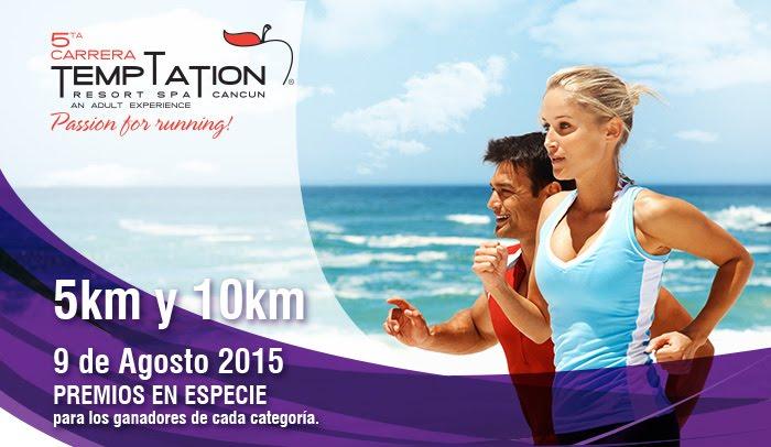 Carrera Temptation 5 y 10 km