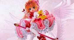 CARDCAPTOR SAKURA ARTFXJ STATUE
