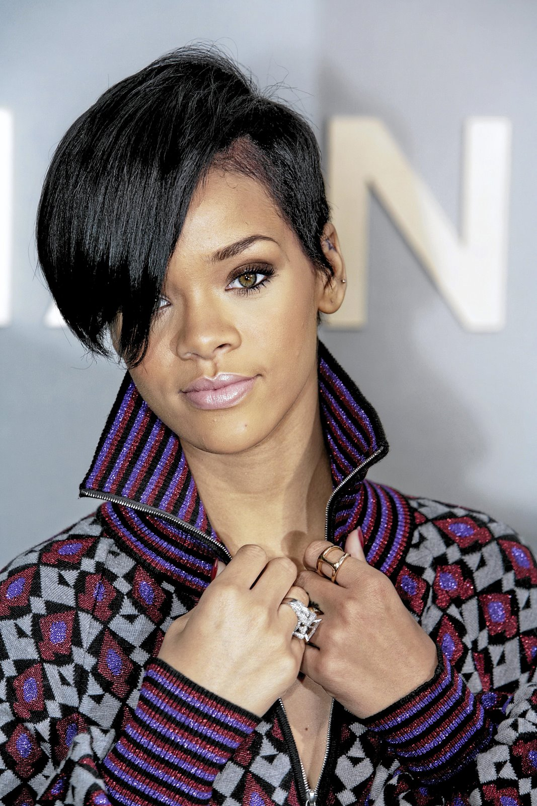 My 411 on Hairstyles: African American Short Hairstyles