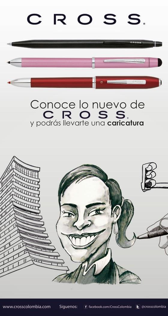 BOLÍGRAFOS-CROSS-HERRAMIENTA-IDEAL-ARTISTA