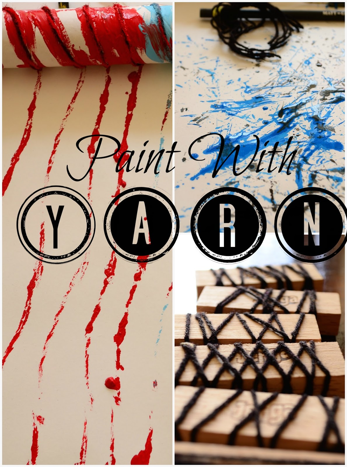 Paint with Yarn