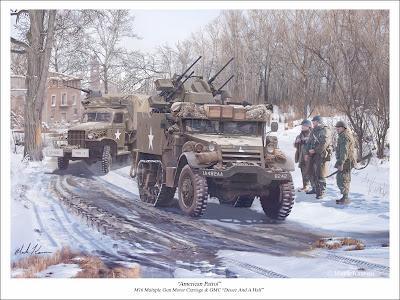 http://www.markkarvon.com/militaryart.html