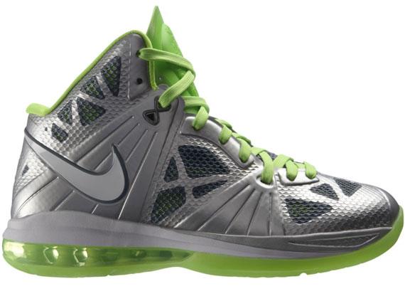 lebron 8 ps colorways. Nike LeBron 8 P.S. #39;Dunkman#39;