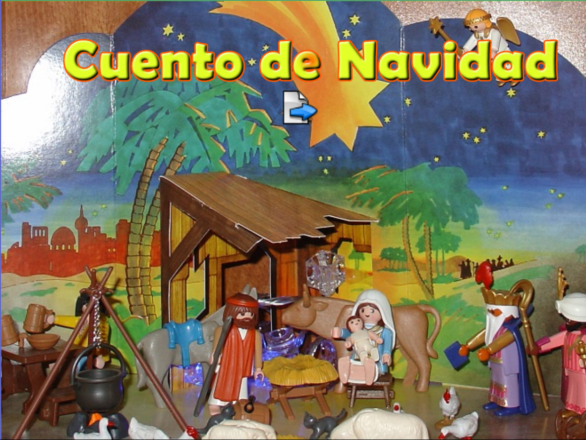 El blog alumnos 3 ep ceip virgen del amparo - Cuento del arbol de navidad ...