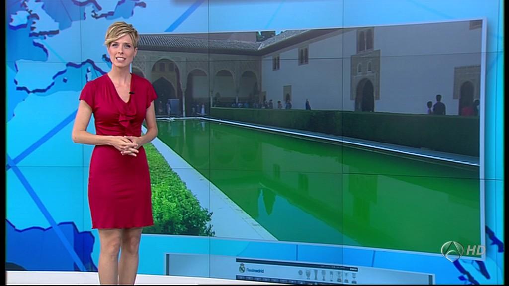 MARIA JOSE SAEZ, LAS NOTICIAS DE LA MAÑANA (26.06.13)