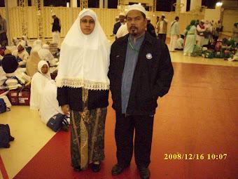 Di Tanah Suci Makkah Al-Mukarramah