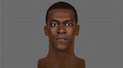 NBA 2K13 Rajon Rondo Face Mod
