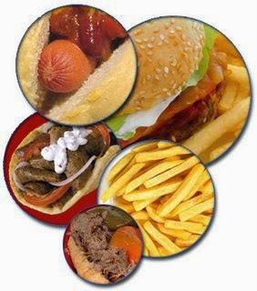 arti junk food
