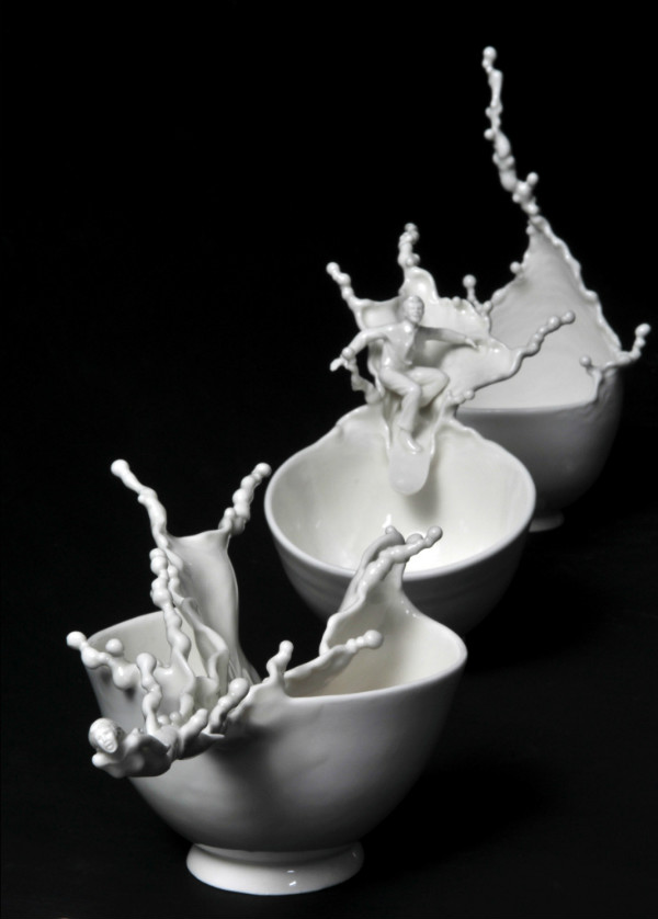 Creative Ceramic Sculptures Seen On www.coolpicturegallery.us