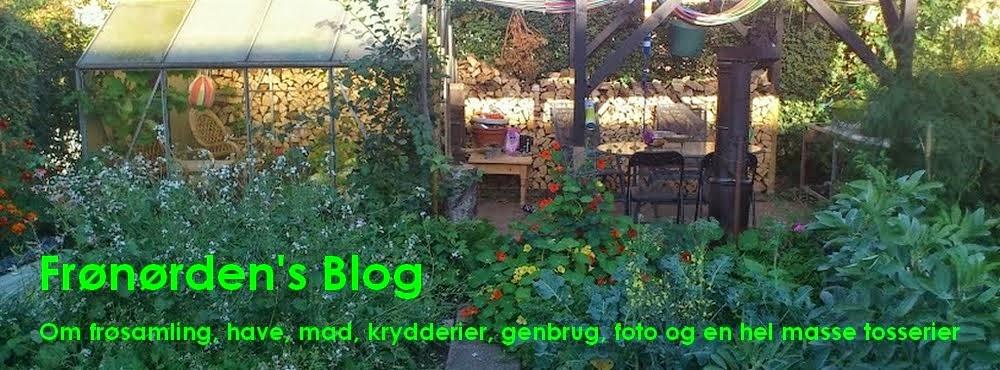 Frønørden's Blog