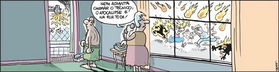 Laerte: Apocalipse.