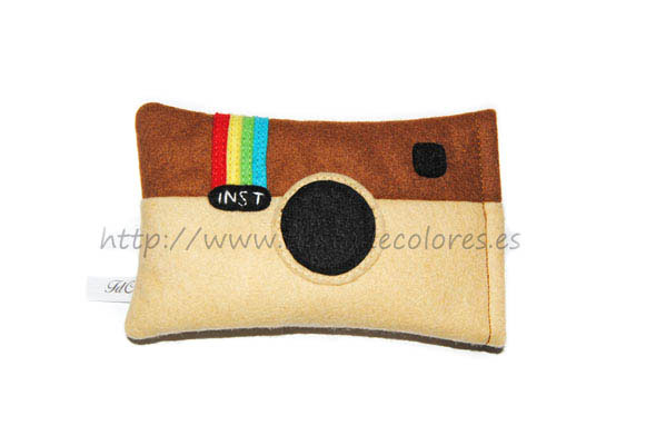 Intagram funda movil
