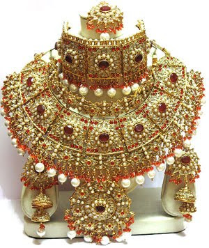 Aishwarya Rai Jewellery In Jodha Akbar Bridal Jewellery