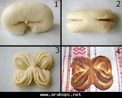Формы булочек как сделать