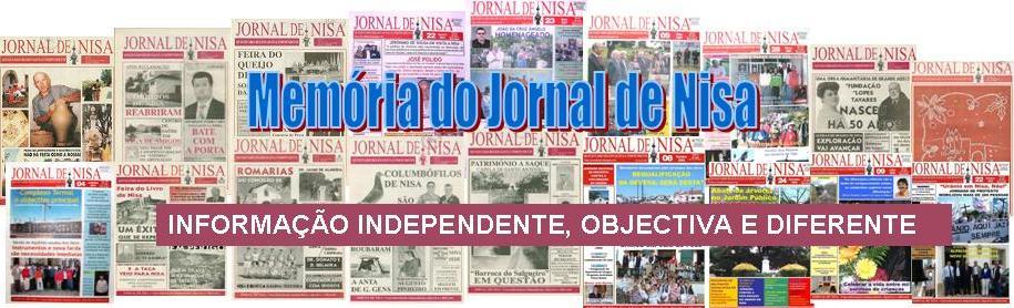 Memória do Jornal de Nisa