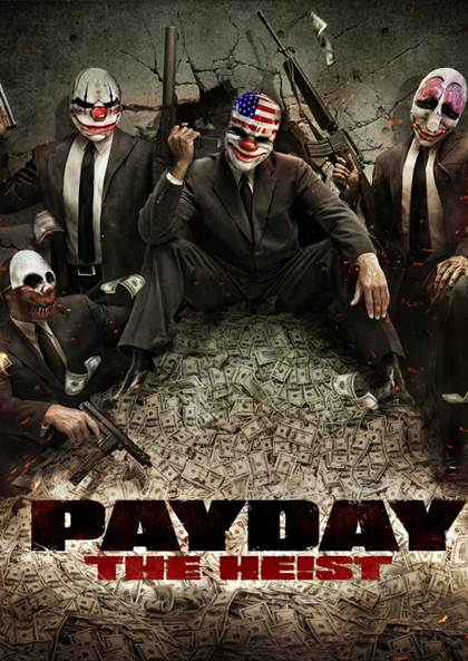 Payday The Heist PC Full Español Theta Descargar DVD5 2011