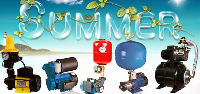 Best Pressure Booster Pumps for Domestic Use in summers