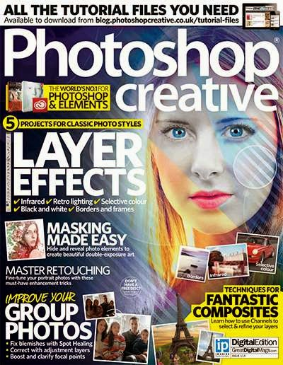 Photoshop Creative Magazine Issue 113 2014